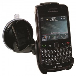 Support voiture ventouse pour BlackBerry 9700