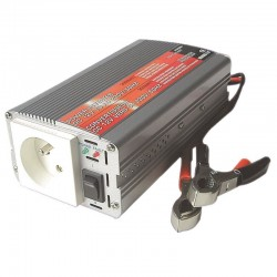 Adaptateur alimentation 230V sur voiture