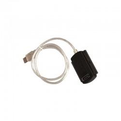 Adaptateur USB 2.0 pour disque dur avec alim