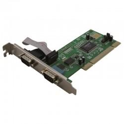 Carte PCI 2 ports serie