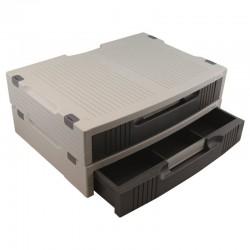 Support moniteur ou imprimante avec tiroir