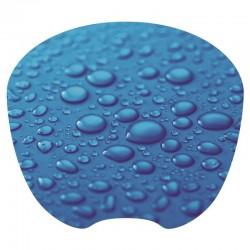 Tapis souris decor bulle extra fin surface rapide