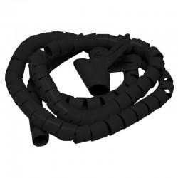 Rangement cables 2.00m diam 20mm noir