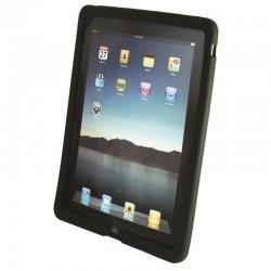 Coque silicone rigide noir pour iPad
