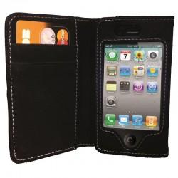 Housse de protection noir pour iPhone 4/4S
