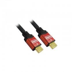 Cable HDMI haute qualite connecteur or 3.0m