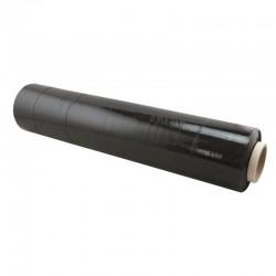 Film etirable noir 23my pour colis ou palette
