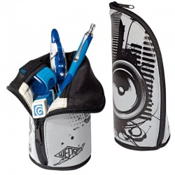 Trousse multifonctions GSM, stylos.