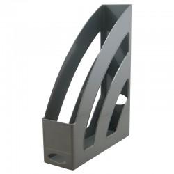Porte revues 255x330x80mm gris