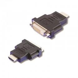Adaptateur HDMI male vers DVI-D femelle