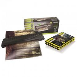 Plastifieuse A3, A4, A5, A6, A7 avec 200 feuilles A4 Texet