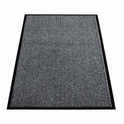 Tapis anti poussière pro gris anthracite PP 0.40 x 0.60m