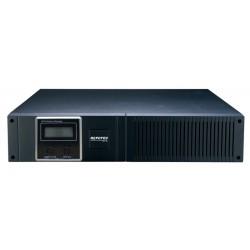 """Onduleur rackable 19"""" 1000 VA 600 Watts line interactive REPOTEC"""