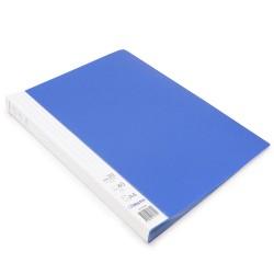 Protège documents Bleu Prémium 40 vues 20 pochettes