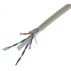 Câble monobrin FTP LSZH Cat. 6 bobine de 305.00m