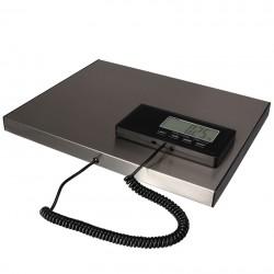 Balance pèse colis digitale écran déporté jusqu'à 150 kilos magasin ou industrie