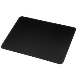 Tapis souris EVA souple et adhérant surface tissu noir 3mm