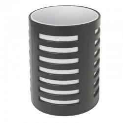 Pot à crayons  105x78mm Noir/blanc