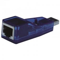 Adaptateur USB 2.0 a reseau RJ45 100 Mbps